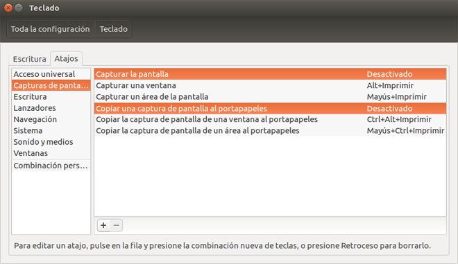 Cómo hacer capturas de pantalla en Ubuntu