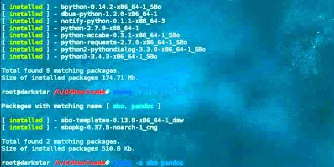Photo of Cómo utilizar Slpkg, el administrador de paquetes para Slackware
