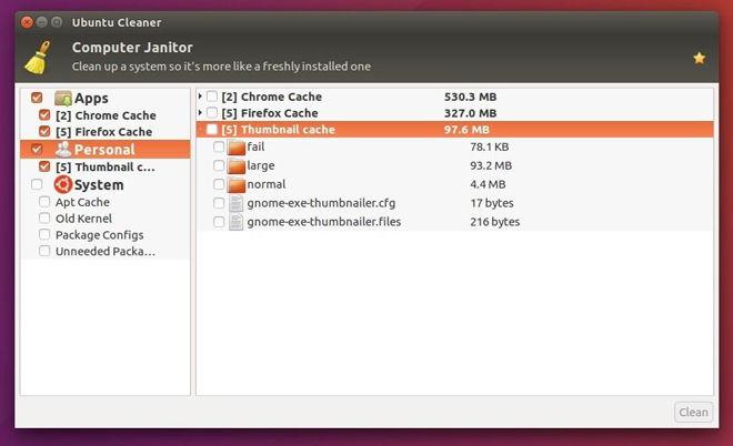 Alternativas a Ccleaner para Linux