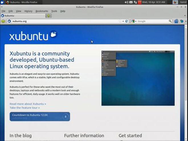 Distribuciones Linux ligeras