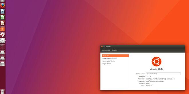 Cómo actualizar a Ubuntu 17.04