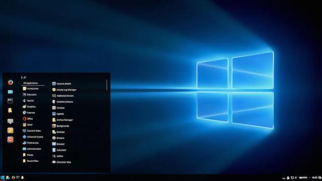 Cómo instalar el tema de Windows 10 en Ubuntu