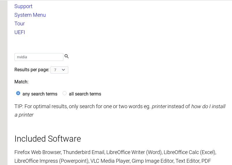 Linux Lite 3.6 Beta