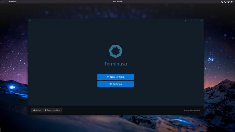 Photo of Terminus, Terminal moderno y personalizable para Linux