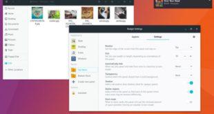 Budgie Desktop 10.4