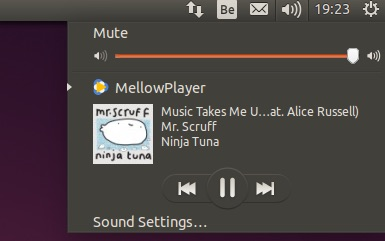 MellowPlayer