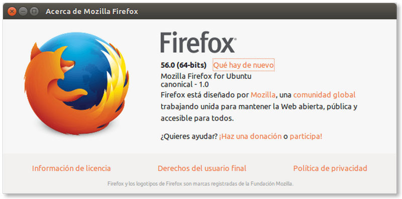 Photo of Firefox 56 ya esta disponible para Linux, Mac y Windows