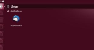 Como instalar Thunderbird en Linux de dos formas distintas