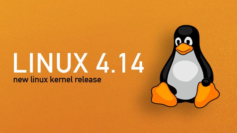 Linux 4.14