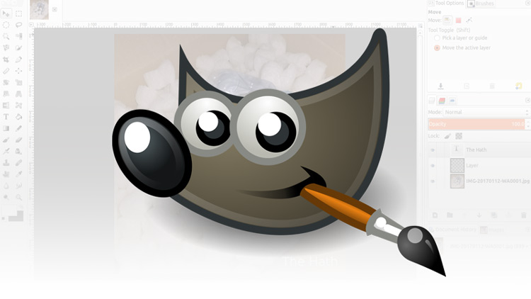 Photo of GIMP 2.9.8 esta disponible con edicion de gradientes y mas soporte PSD