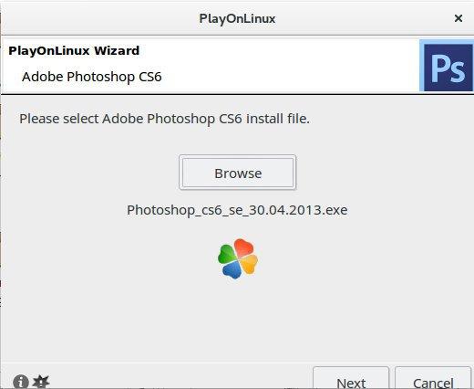 Cómo instalar Photoshop en Ubuntu