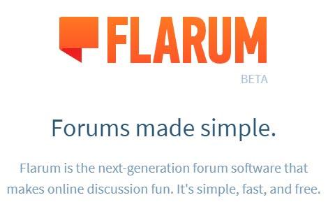 que es Flarum
