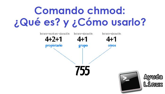 Comando chmod Que es y Como usarlo