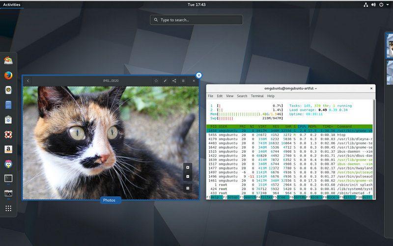 Photo of GNOME Shell 3.28 en Ubuntu tiene una fuga de memoria bastante grande