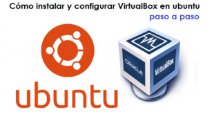 Cómo instalar y configurar VirtualBox en ubuntu paso a paso