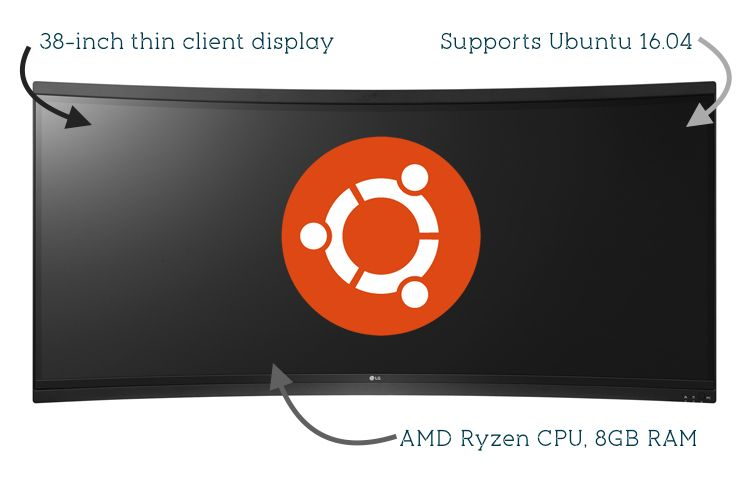 Photo of LG lanza un ordenador All-in-One con CPU Ryzen y soporte para Ubuntu