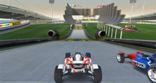 TrackMania Nations Forever ya disponible en Ubuntu