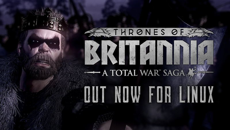 Photo of A Total War Saga Thrones of Britannia ya esta disponible para Linux