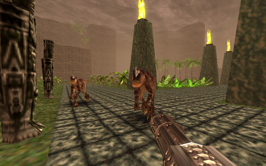 Photo of Turok Dinosaur Hunter para Linux por tan solo 5 euros en Steam