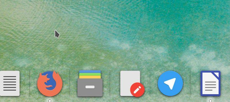 Photo of Llega Latte Dock 0.8 con separadores de widgets, uso compartido de configuración y más