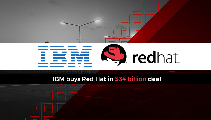 Photo of IBM se hace con Red Hat por 34.000 millones de dolares