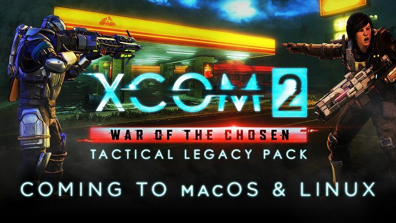 Photo of XCOM 2: War of the Chosen – Tactical Legacy Pack llega a Linux
