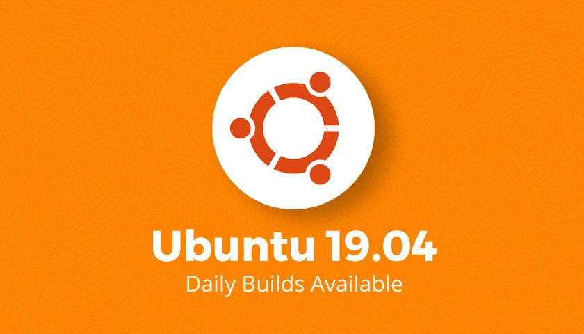Photo of Ubuntu 19.04 Daily Builds disponible para Descargar