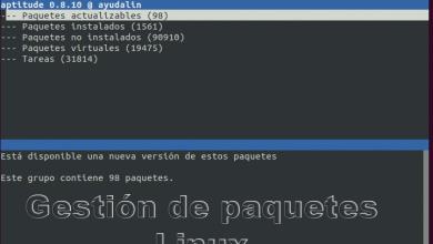 Photo of Cómo gestionar paquetes en Linux, instalar, desinstalar y compilar