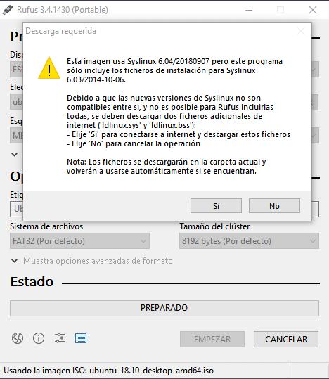 Instalar Ubuntu en un PC paso 02