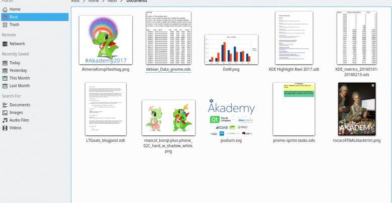 KDE Applications