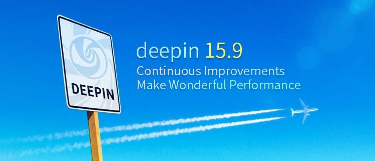 Deepin 15.9