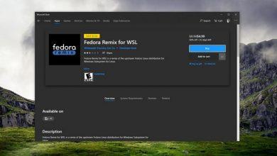 Photo of Fedora Remix for WSL ahora disponible para descargar en Windows 10