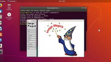 Cómo instalar ImageMagick en Ubuntu 18.04
