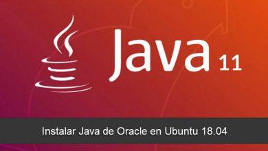 Photo of Cómo instalar Java de Oracle en Ubuntu