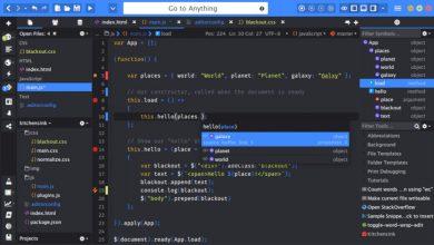 Photo of Editores de código más populares para Linux