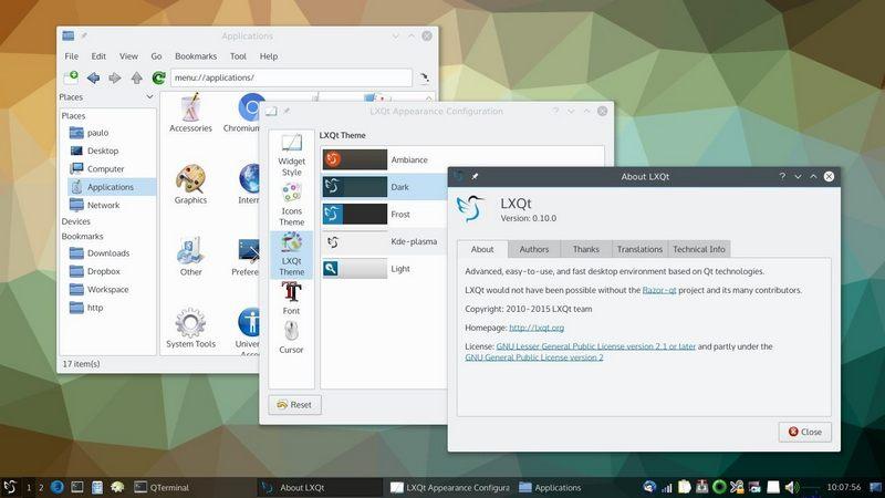 LXQt 0.14