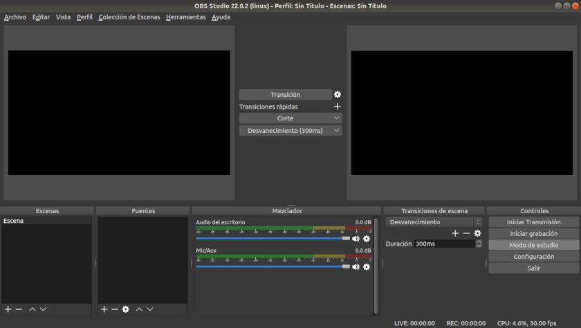 Instalar OBS Studio desde PPA oficial