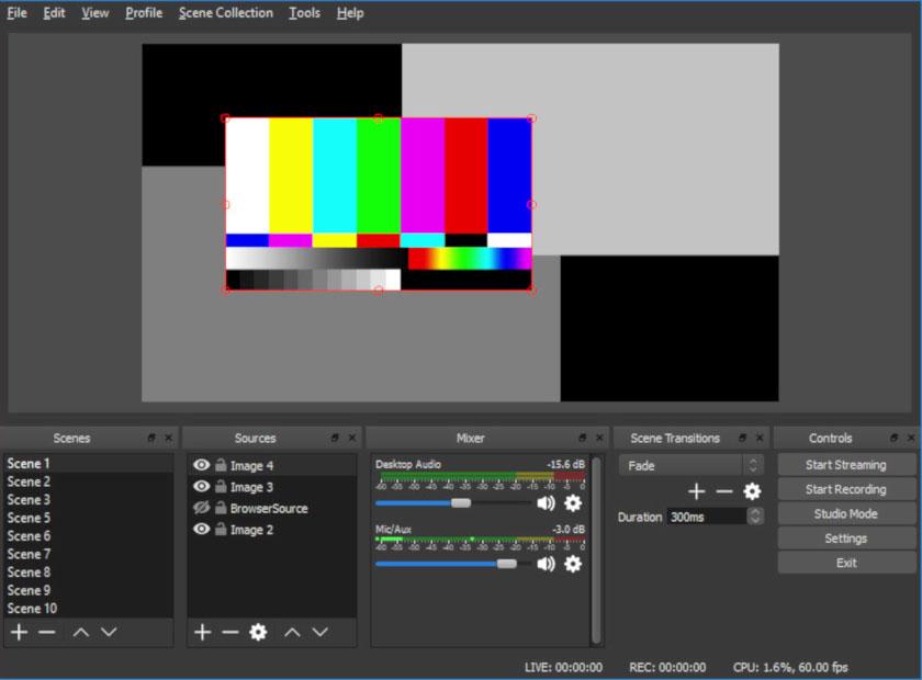 Cómo instalar la última versión de OBS Studio en Ubuntu 18.04