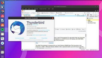 Photo of Thunderbird actualizara su interfaz y mejorara el soporte para Gmail