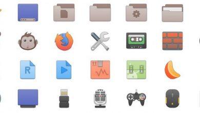 Photo of 4 sets de iconos muy bonitos para tu escritorio Linux