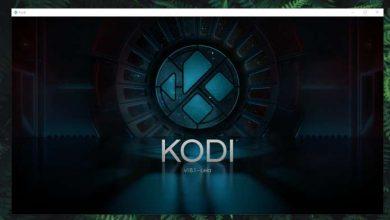 Photo of Kodi 18.1 ya esta disponible para descargar en todas las plataformas