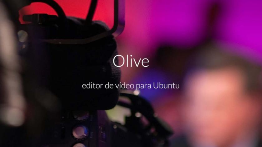 Instalar Olive editor de vídeos para Ubuntu