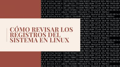 Photo of Cómo revisar los registros del sistema en Linux