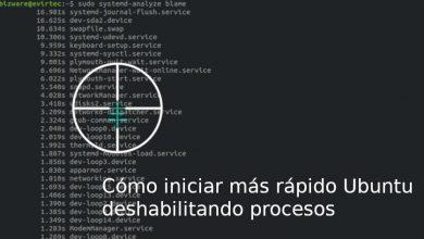 Photo of Cómo iniciar más rápido Ubuntu deshabilitando procesos