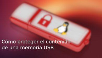Photo of Cómo proteger el contenido de una memoria USB