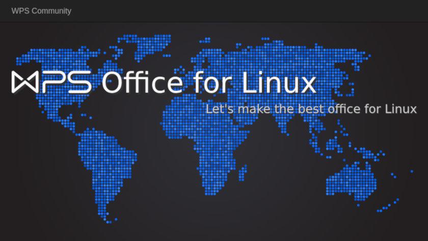 Cómo instalar de manera fácil WPS Office en Ubuntu