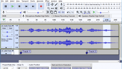 Photo of Audacity 2.3.1 es liberado y restaura el soporte para Linux