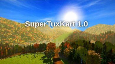Photo of Lanzamiento de SuperTuxKart 1.0 para carreras de Linux de código abierto