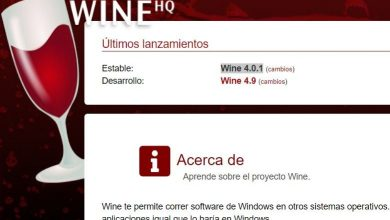 Photo of Wine-Staging 4.9 lanzado con unos pocos parches nuevos y actualizados