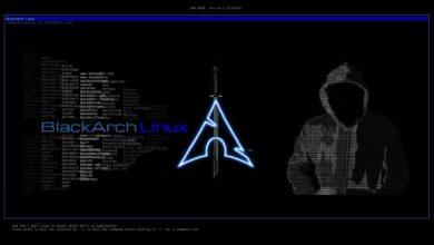 Photo of BlackArch Linux añade más de 150 herramientas nuevas en su ultimo lanzamiento